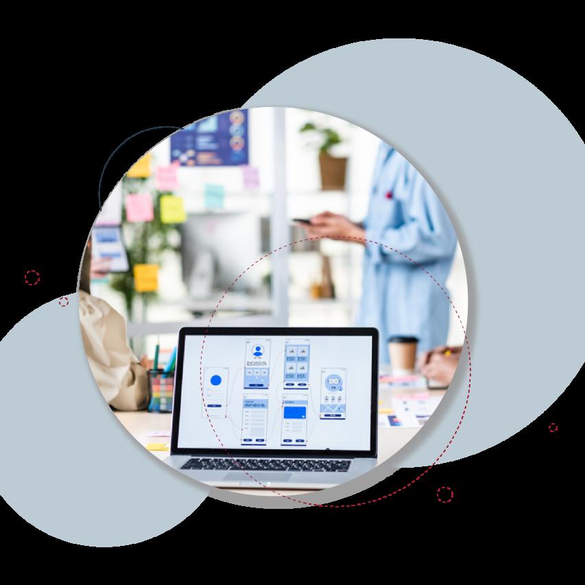 Design and communication service header image